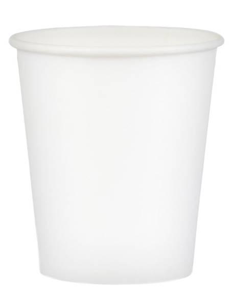 Kubek 0,25L coffe to go papierowy  biały a`100