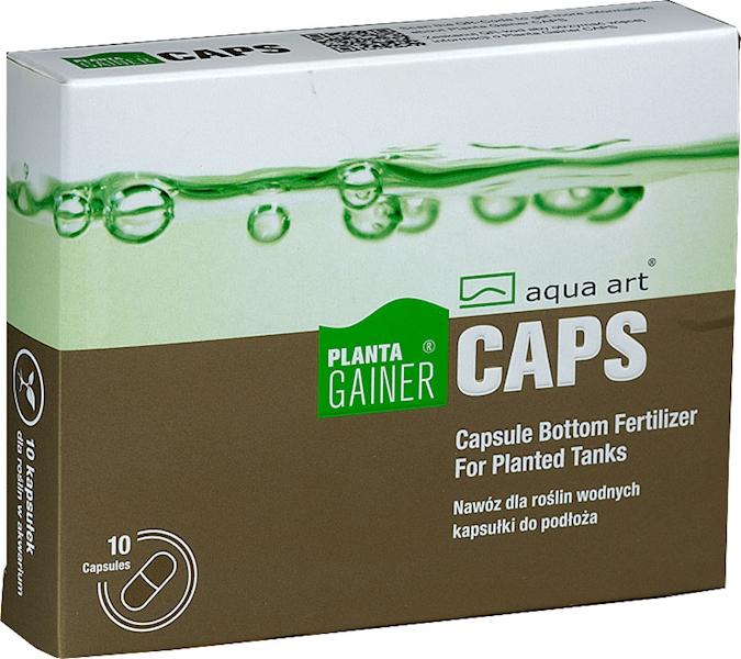 Planta Gainer CAPS 10 blister w pudełku
