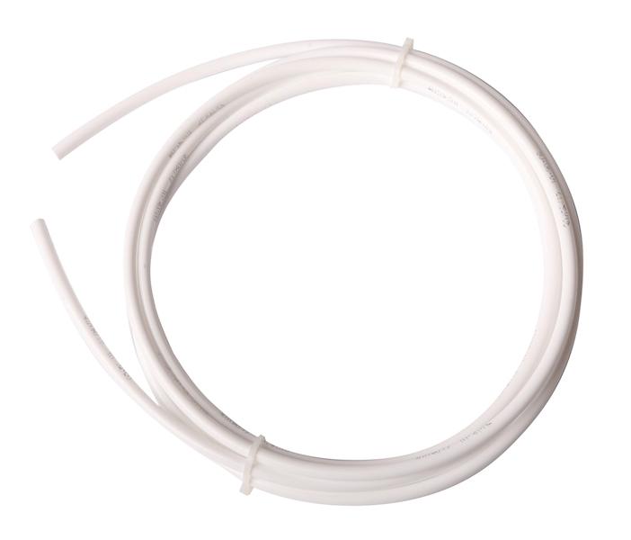 Wężyk do wody 6 mm, biały