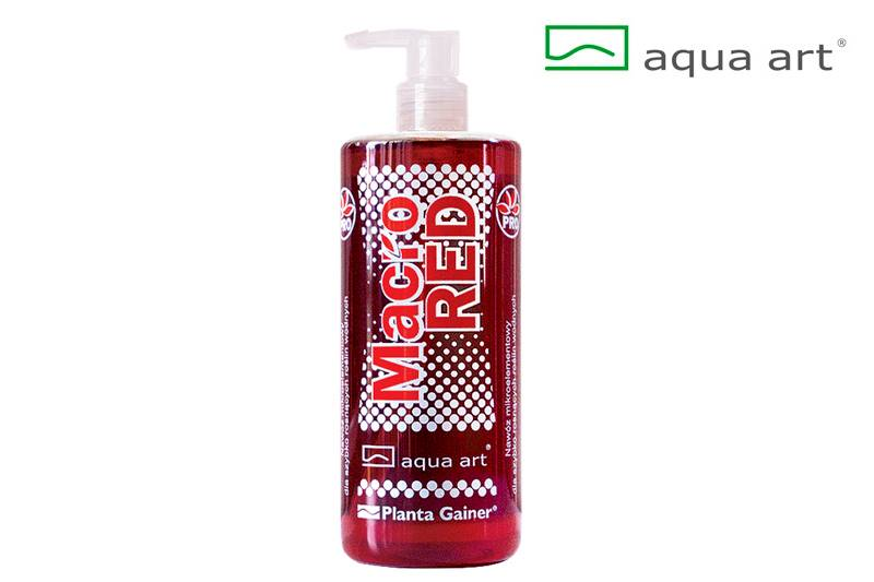 Planta Gainer Pro Macro RED 500 ml PL
