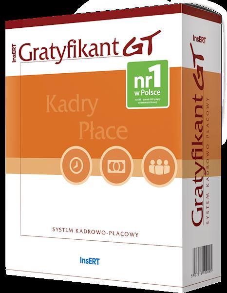 Gratyfikant GT  (licencja elektroniczna)