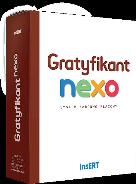 Gratyfikant nexo  (licencja elektroniczna)