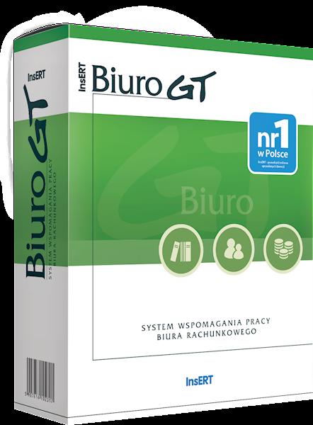 Biuro GT (licencja elektroniczna)