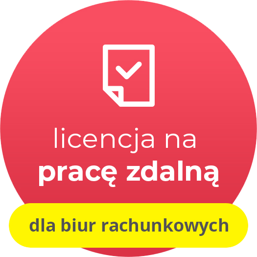 Rewizor GT - licencja oddziałowa na pracę zdalną (e-lic.) dla biur rachunkowych