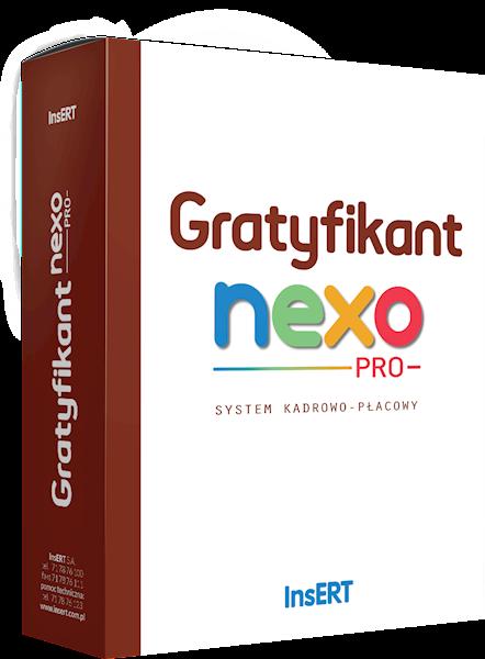 Gratyfikant nexo PRO 5/50 (licencja elektroniczna)