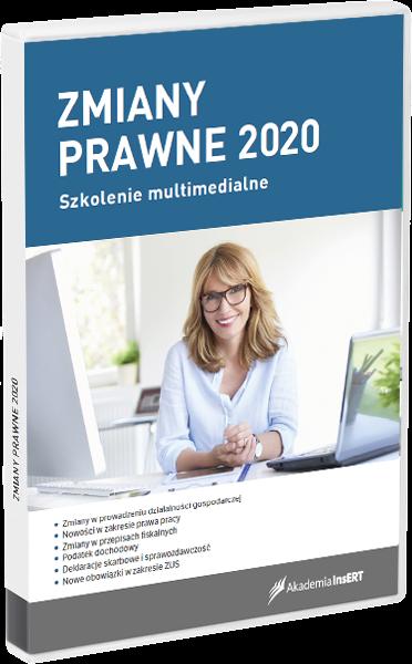 Zmiany Prawne 2020 (licencja elektroniczna)