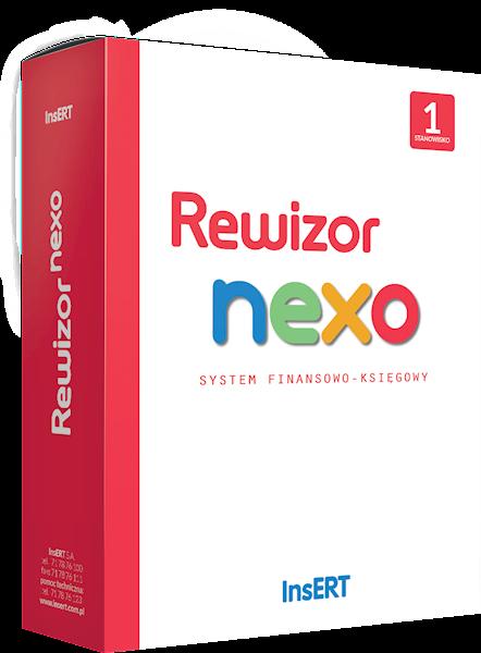 Rewizor nexo (licencja elektroniczna na 1 st.)