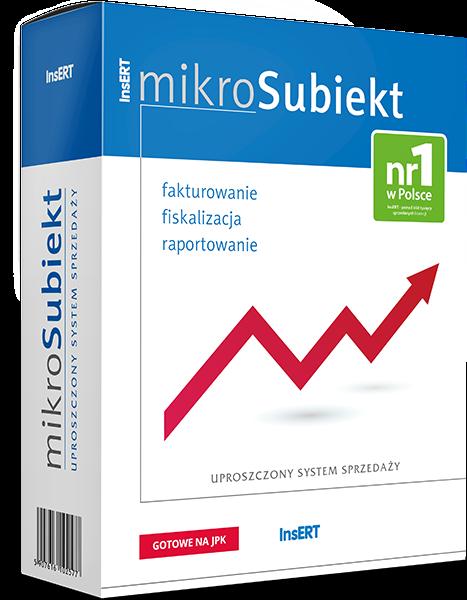 mikroSubiekt  (licencja elektroniczna na 1 st.)