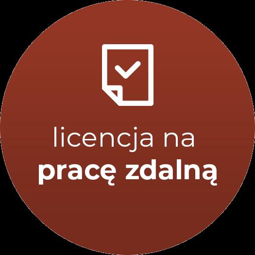 Gratyfikant GT - licencja oddziałowa na pracę zdalną (licencja elektroniczna)