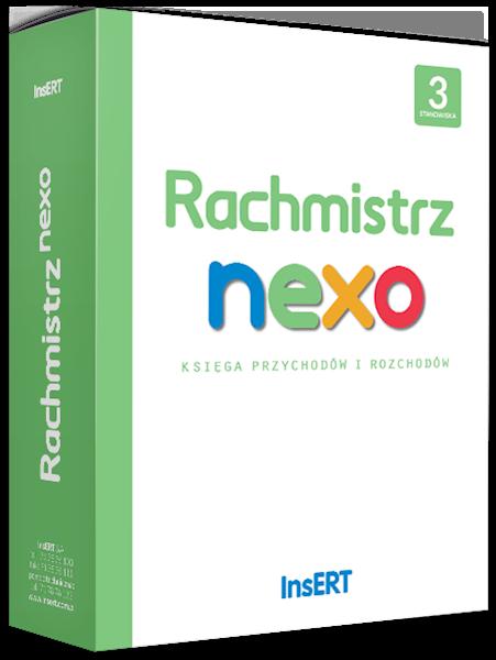 Rachmistrz nexo (licencja elektroniczna na 3 st.)