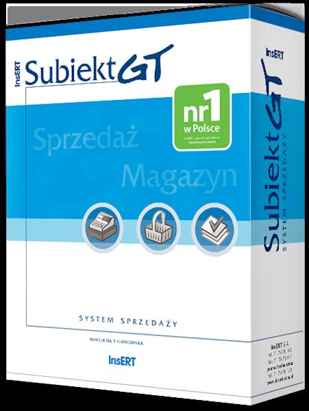 Subiekt GT (licencja elektroniczna na 3 st.)