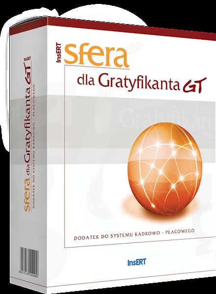 Sfera dla Gratyfikanta GT (licencja elektroniczna)