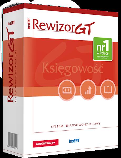 Rewizor GT (licencja elektroniczna)