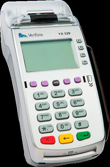 Terminal Verifone VX 520