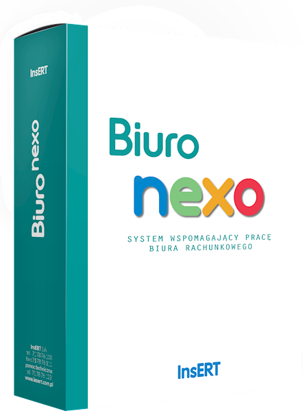 Biuro nexo (licencja elektroniczna)