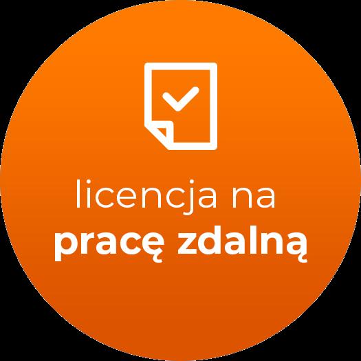 Gestor GT - licencja oddziałowa na pracę zdalną (licencja elektroniczna)