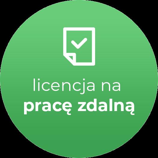 Rachmistrz GT - licencja oddziałowa na pracę zdalną (licencja elektroniczna)