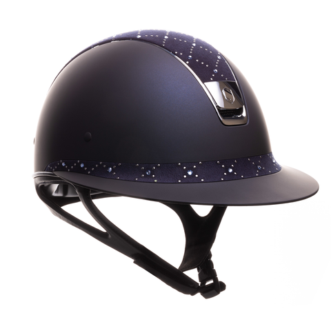 KASK MISS SHIELS SHADOWMATT BLUE