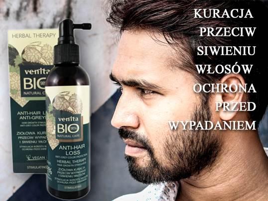 Odżywka do włosów - Bio kuracja przeciw wypadaniu włosów