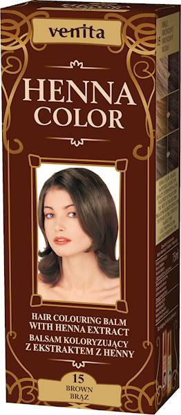 HENNA COLOR BALSAM BRONZE 15