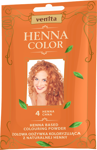 ZOK HENNA COLOR CHNA 4