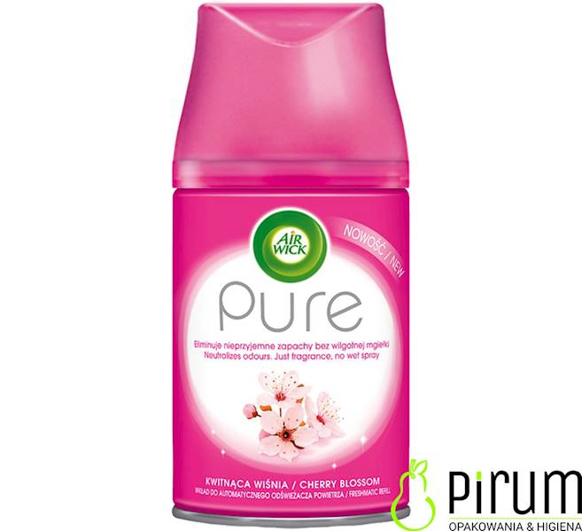 AirWick 250ml Freshmatic Cherry Blossom- Zapas