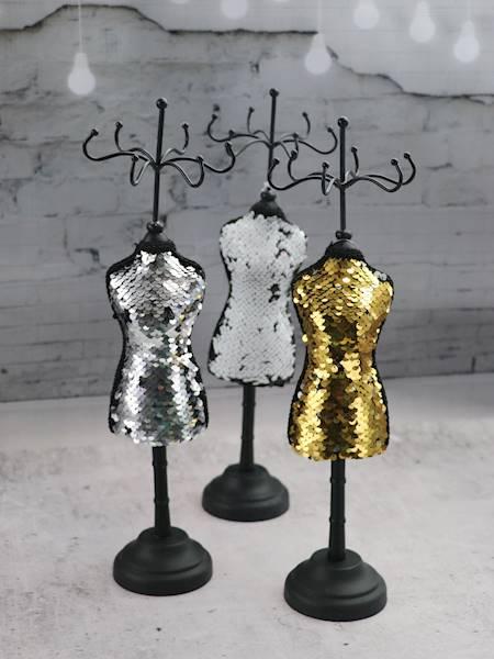 Dekoracyjny stojak na biżuterie Manekin / Deco Stand jewellery rack 8712442171485 / 24530884