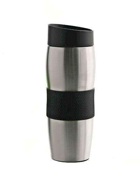 Podróżny kubek termiczny mix / Thermal mug Capsula BIS black green MIX 8712442947479 / 23320942