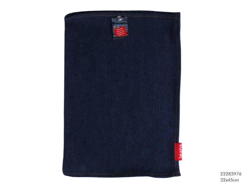 Tekstylia- JEANS Chwytak/podkładka kuchenna, granatowa, 32x45cm / Material coaster JEANS 32x45 cm 8712442067085 / 22283976