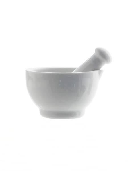 Moździerz kuchenny ceramiczny z tłuczkiem, 8cm / Ceramic mortar 8 cm 8712442063872 / 23461435