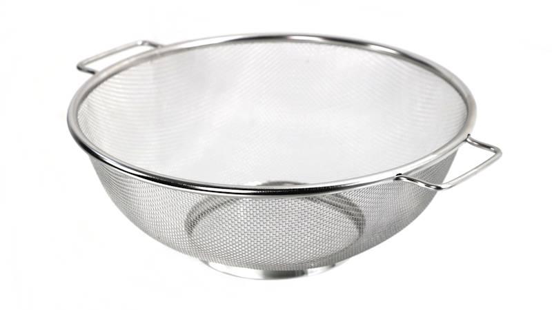 Stalowe sitko z uchwytami 25cm / Stainless steel strainer 25 cm 8712442022992 / 22092597