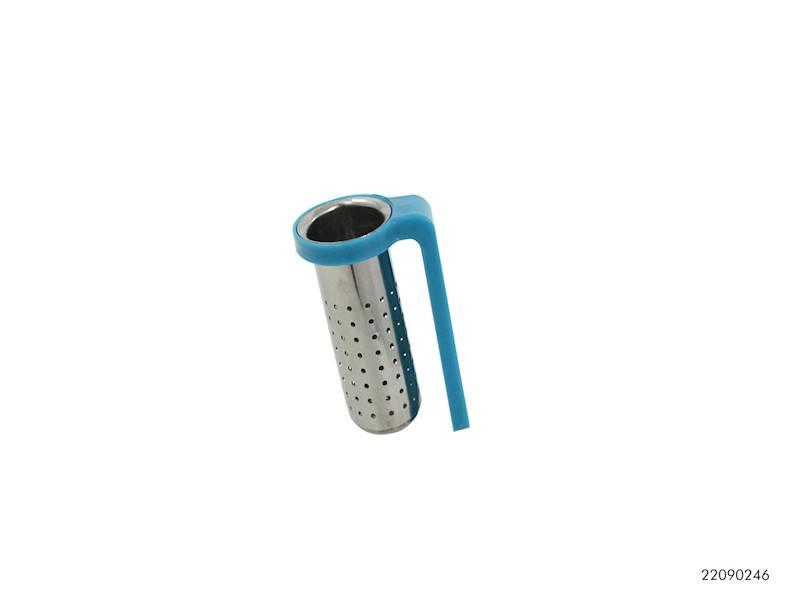 Zaparzacz stalowy do herbaty, ziół 3 kolory, 6cm / Stainless steel brewer round shape XNEW 8712442125860 / 22090246