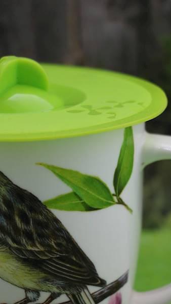 Zaparzacz silikonowa przykrywka na kubeki, 3 kolory, 11cm / Silicone lid / mug covers 11 cm 3 Colours 8712442125440 / 24531576