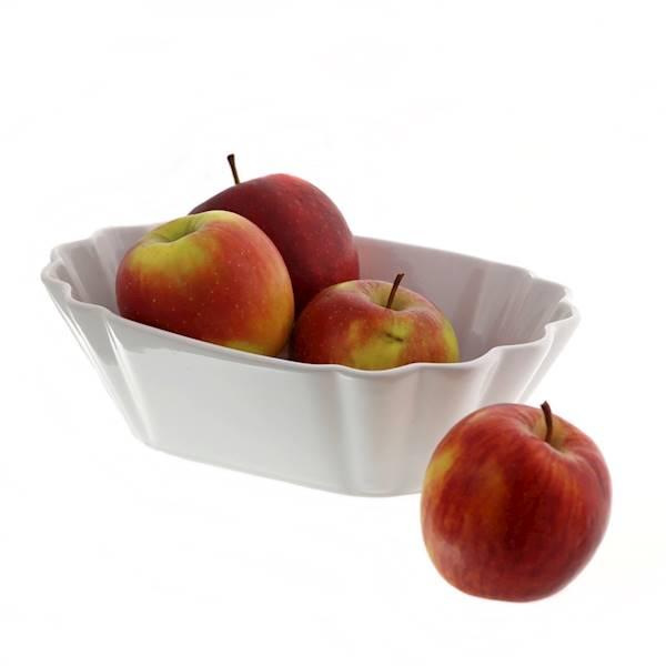 Porcelanowy półmisek do przystawek, sałatek / Porcelain salad dish 8712442040682 / 24302110
