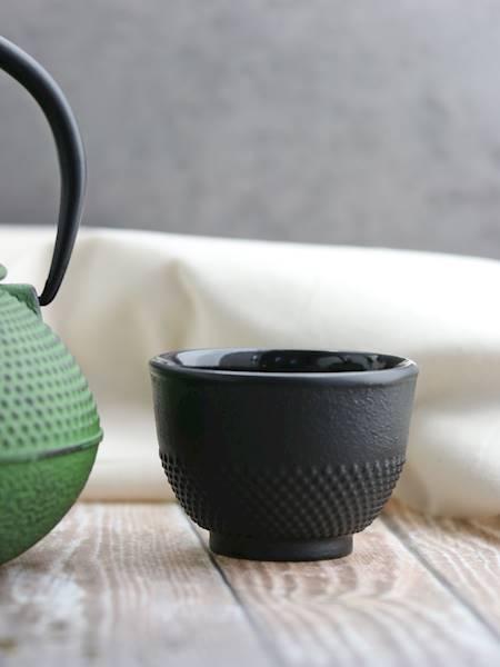 ŻELIWO-Żeliwne czarki do herbaty zestaw 2 sztuk 100 ml / Cast iron japanese cups set of 2 8712442900283 / 22170602