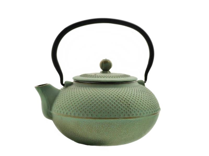 Cast iron japanese teapot 1,5L GIFT ONE MINT