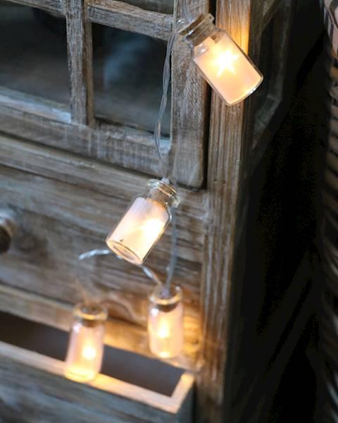 Lampki ledowe buteleczki 6 diod / LED Bottle 6 pcs 4 cm 8712442167471 / 23102543