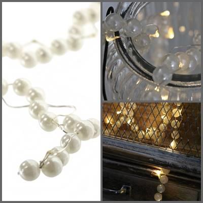 Lampki ledowe perełki 40 diod / LED Pearls 40 timer 8712442138259 / 23120295