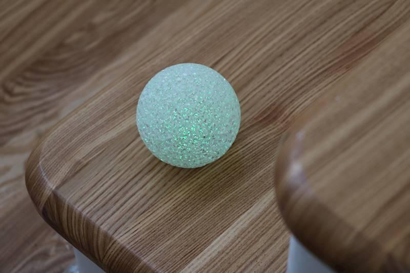 LED kula silikonowa światło kolorowe 15 cm / LED Eva ball colorchange 15 cm AAA 8712442143710 / 23159241