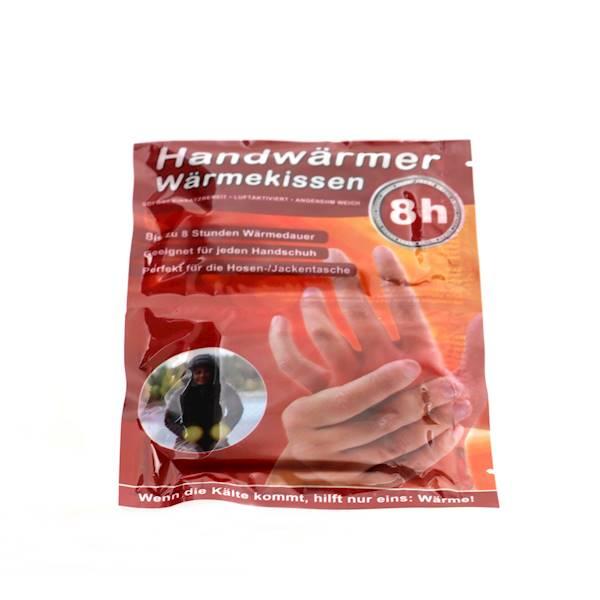 Ogrzewacze do dłoni,  jednorazowe / Hot Warmer for hand - one time used 4038732772113