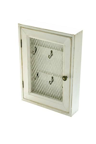 Szafka na klucze / Deco Keys box LT0088W 5901466833537