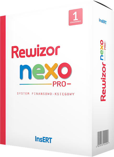 Program Insert Rewizor Nexo PRO 1st.