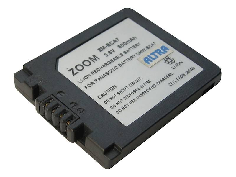 AKUMULATOR ZOOM BCA7 3,6V/600       (PN)
