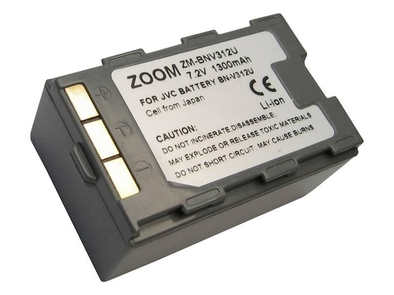 AKUMULATOR ZOOM BNV312U 7,2V/1300