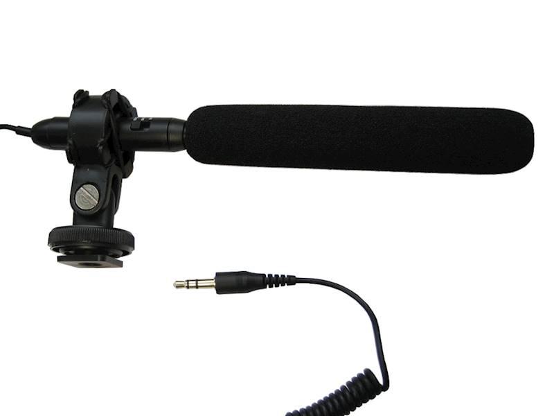 MIKROFON STEREO MIC-120 mini shotgun
