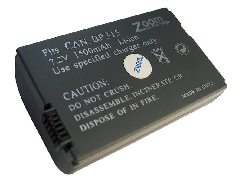 AKUMULATOR ZOOM BP-315 1520mAh