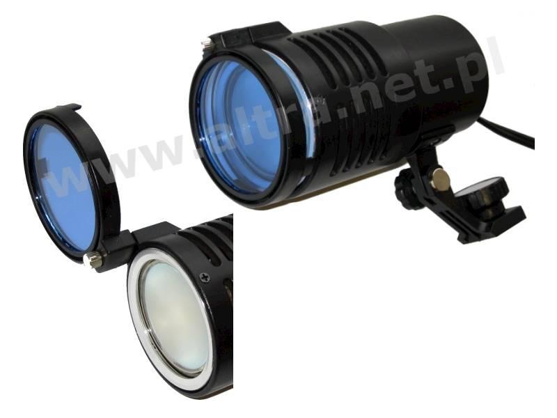 LAMPA NOXO V22 12V/35W Z FILTREM