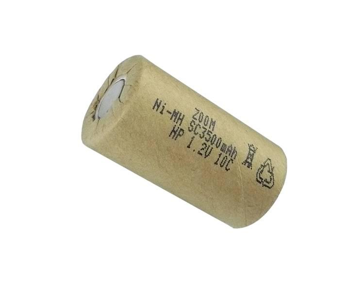 Akumulator ZOOM Sub_C 1,2V 3500mAh Ni-Mh HP  35A