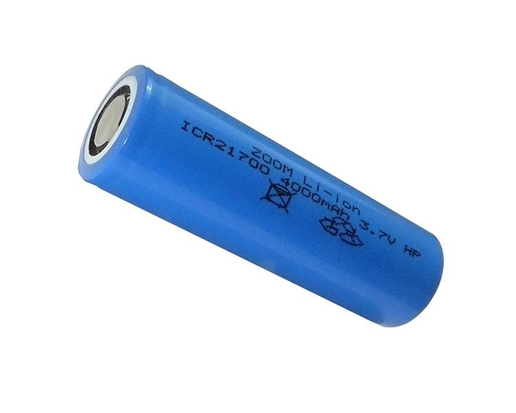 Akumulator ZOOM ICR21700HP 3,7V 4000mAh Li-ion 20A
