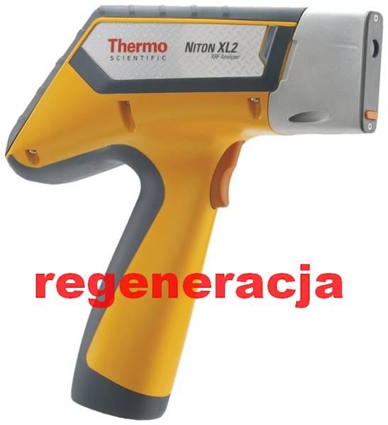 Akumulator NITON XL2 7,4V 7800mAh      REGENERACJA